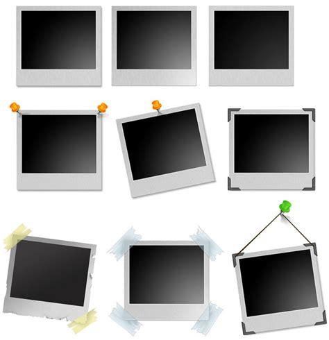 frame design psd templates 15 polaroid mailing template psd images polaroid frames