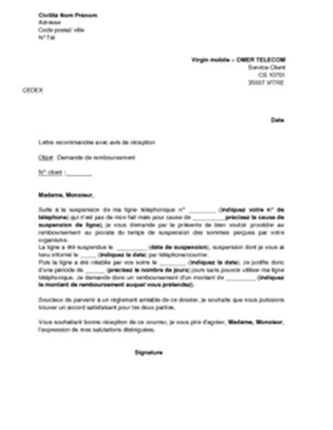 Lettre De Résiliation Free En Ligne Exemple Lettre Resiliation Mobile