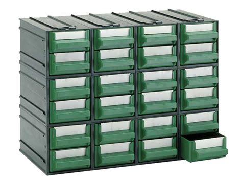 cassettiere di plastica cassettiera porta minuteria in plastica 24 cassetti mobil