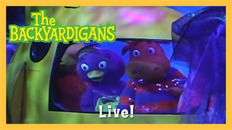 live on stage the backyardigans live 2011
