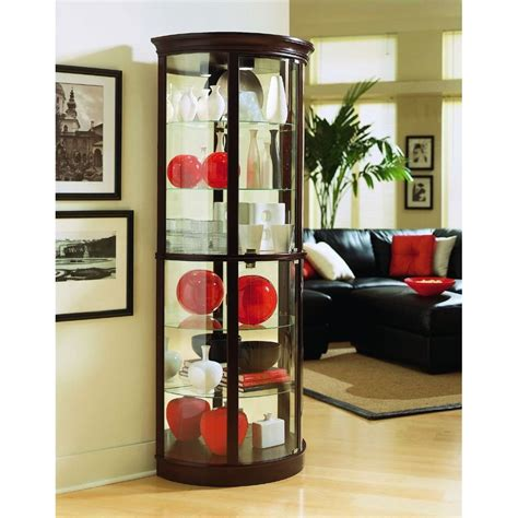 how to decorate glass cabinets in living room meliving 379b5acd30d3 interior decorating curio cabinet curio cabinet
