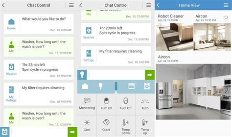 samsung smart home technology applying samsung smart home and additions now available on