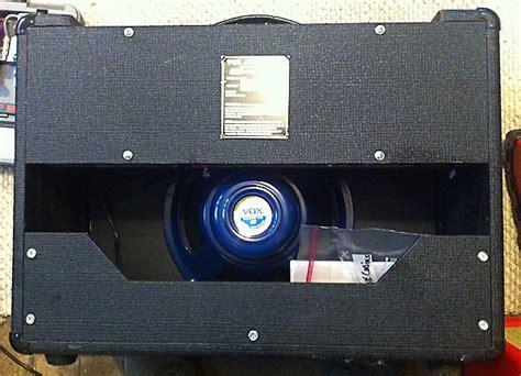 Reverb Blue Volume 5 vox ac15 tbx made in uk blue celestion speaker reverb