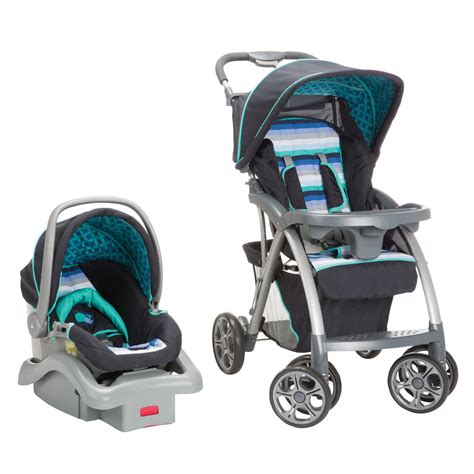 baby boy car seat and stroller set s whale of a time travel system blue stripe