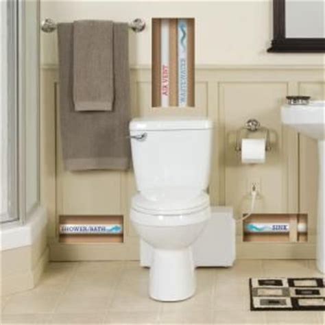 macerator pump for basement bathroom home depot pump and bathroom on pinterest