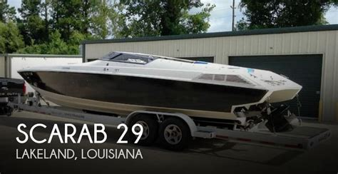 used boat prices high scarab high performance boats for sale used scarab high