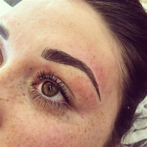 3d tattoo eyebrows 1000 ideas about permanent eyebrows on