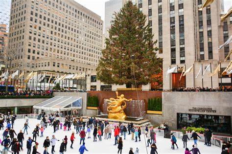 when do they remove rockefeller christmas tree rockefeller center curbed ny
