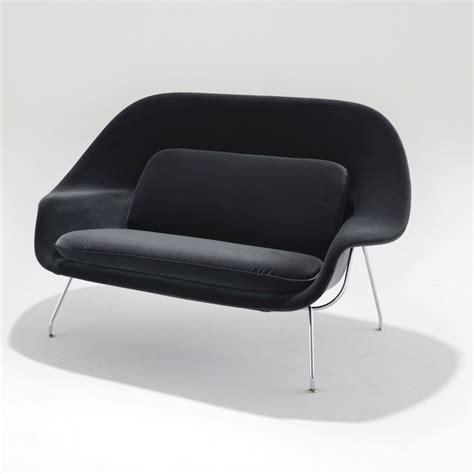 saarinen womb settee saarinen womb chair and settee relax knoll