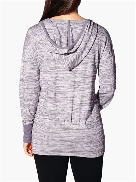 Maternity Sleeve Hooded Dress essence sleeve hooded maternity sweater thyme