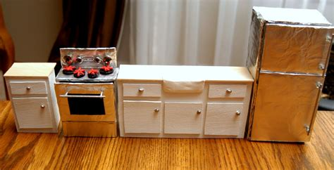 Dollhouse Furniture Kitchen by Change Of Scenery Dollhouse Furniture Update