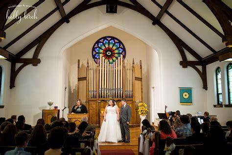 urbana unitarian universalist wedding ceremony reception birch