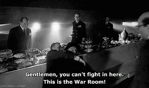 fighting in the war room doctor strangelove gif find on giphy