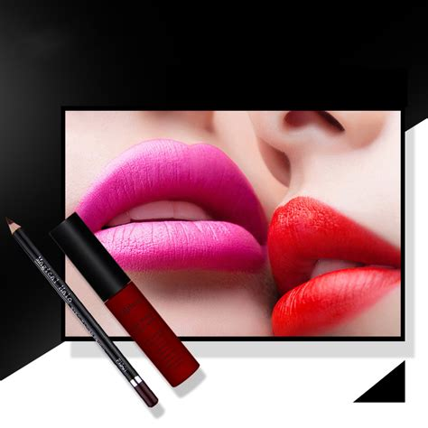 Best Quality Qibest Lip Series Lasting Lip Gloss 16 color qibest matte liquid lip gloss lipstick lip