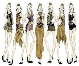 fashion design sketches mojomade