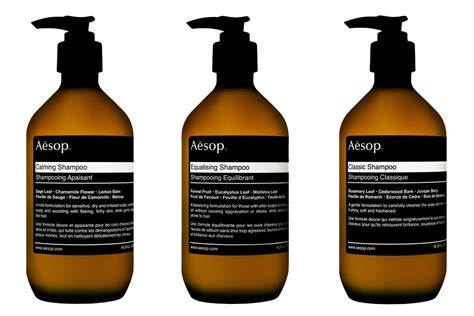 black label hair aesop 2012 black label hair care collection hypebeast