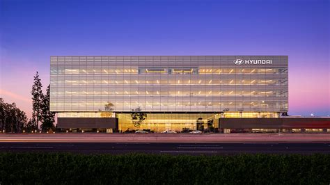 american motors headquarters hyundai motor america u s headquarters projects gensler