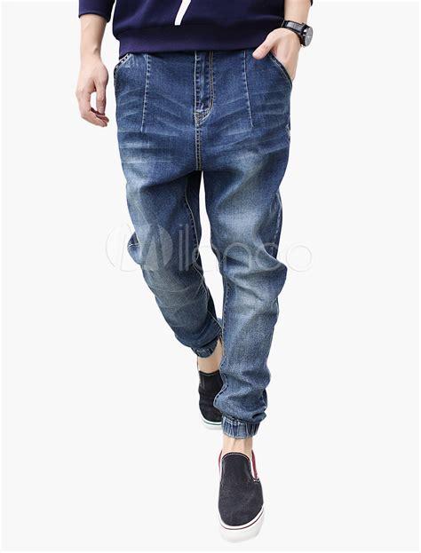 Motorrad Jeans Größe 64 by Herren Jeans In Blau Milanoo