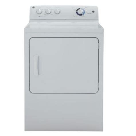 ge adora 7 0 cu ft electric dryer in white ghdp490efww