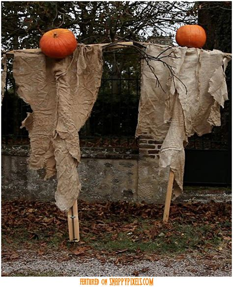 diy creepy halloween decorations ghost hunting theories diy easy simple halloween yard