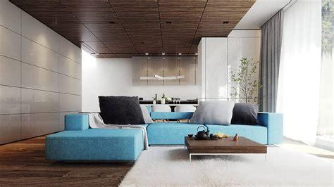 31 best different interior design styles 2017 for west 25 طراحی برای استفاده از رنگ آبی در اتاق پذیرایی های جدید