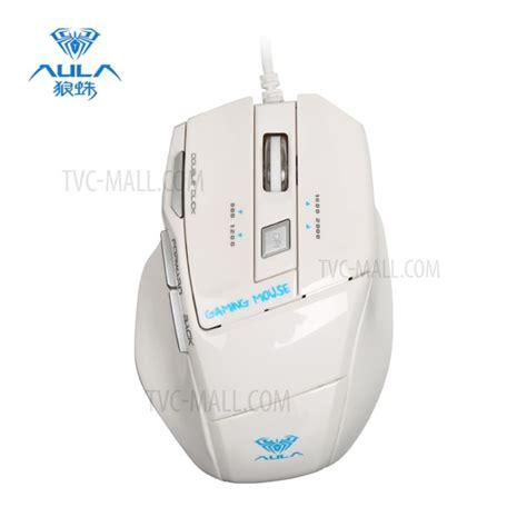 aula soul killer 7 professional gaming mouse white