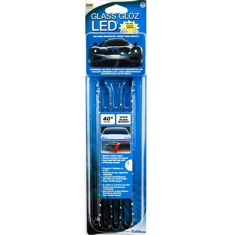 Walmart Led Lights Strips Gloss Gloz 40 Inch White Led Walmart Ca