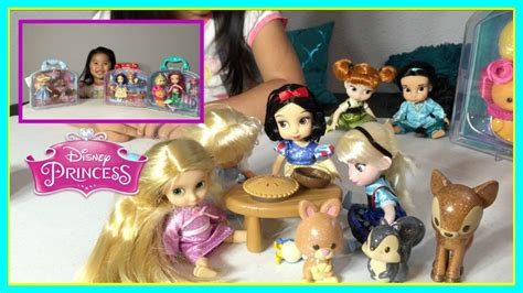 Mini Be Disney White new disney princess mini animators collection cinderella