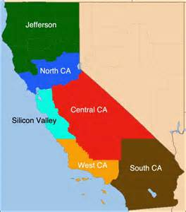 s california map plan to create six californias could go to a vote