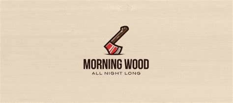 creatively designed wood inspired logo designs idevie
