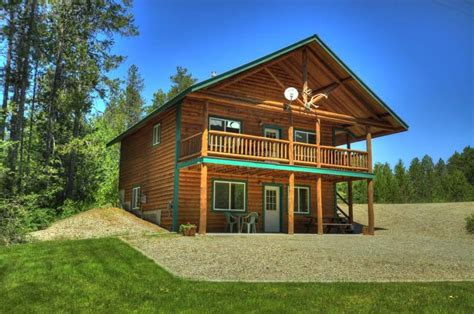 Lodging Near Glacier National Park   Standard Cabins   Glacier Raft Company