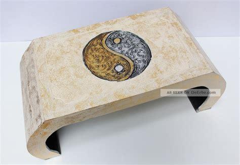 nachttisch yang opiumtisch tisch br 252 cke beistelltisch nachttisch yin yang