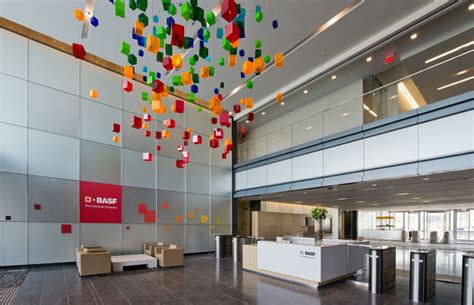 north american headquarters basf sustainable