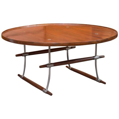 Stokke Table Top Dimensions by Jens H Quistgaard Rosewood Quot Stokke Quot Coffee Table At 1stdibs