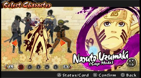 mod game naruto ultimate ninja impact download naruto ultimate ninja impact mod bijuu mode