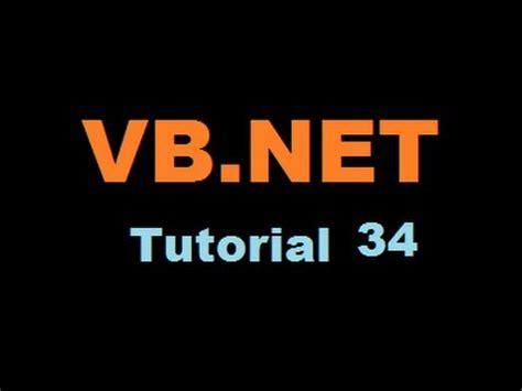 youtube tutorial vb net vb net tutorial 34 datagridview exle adding row in