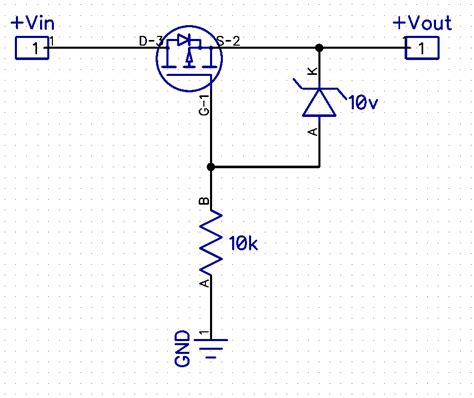 schottky diode protection circuit power dissipation of schottky diode electrical engineering stack exchange