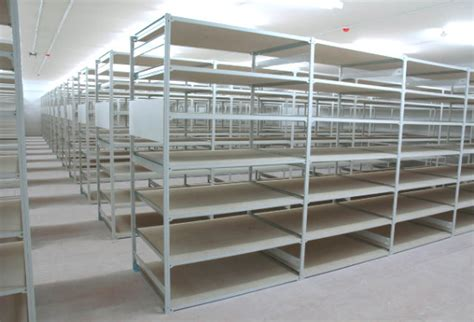 Archive Storage Racking by Ezr High Density Shelving Solutions For Archive Materials
