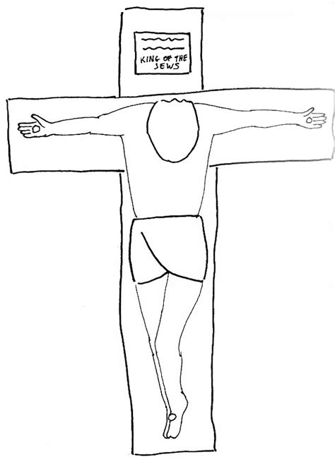 coloring pages jesus crucifixion bible story coloring page for the crucifixion of the lord