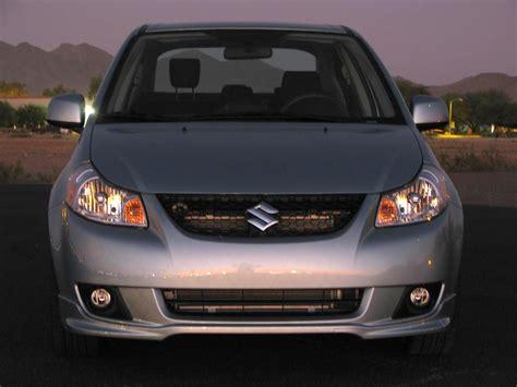 2008 Suzuki Sx4 Problems Review 2008 Suzuki Sx4 Sport With Trip Photo Gallery