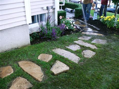 backyard landscaping ideas with stones the best front yard landscaping with stones for your house