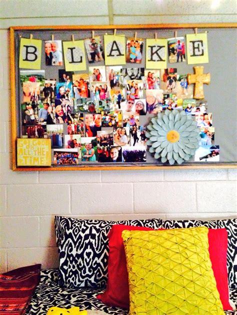 bulletin board for room room idea college