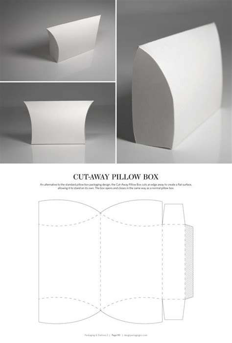 What Makes Up Paper - packaging pillow box and packaging design on