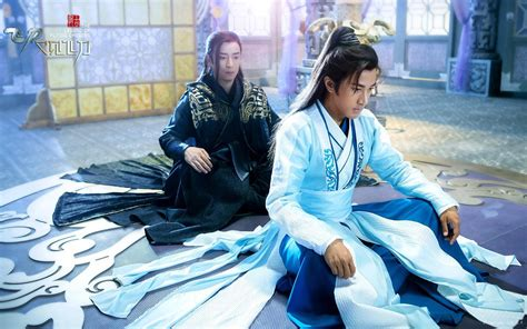 film wuxia drama the legend of flying daggers stills released