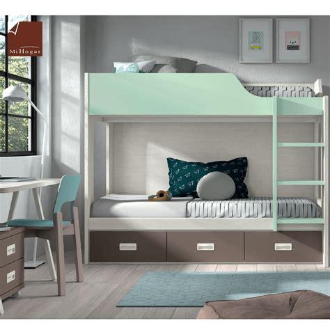 cama litera  muebles mi hogar