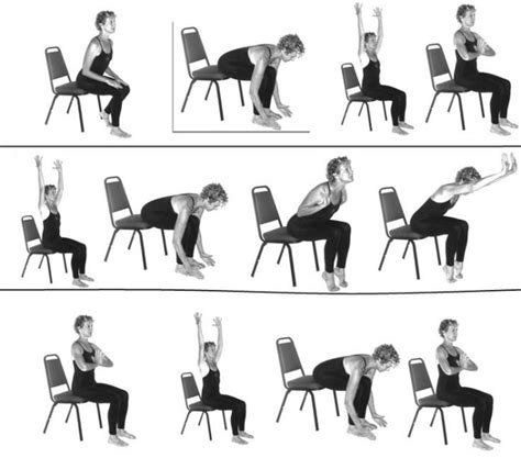 printable chair yoga poses chair yoga sequence cardealersnearyou com