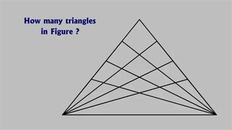 how many triangles are there in this diagram diagram iq questions gallery how to guide and refrence