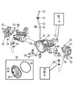 dodge ram 1500 rear axle schematic get free image about
