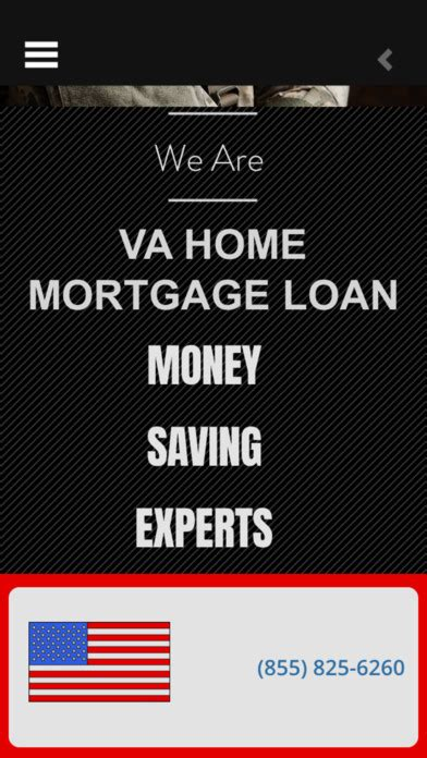 va mortgage on the app store