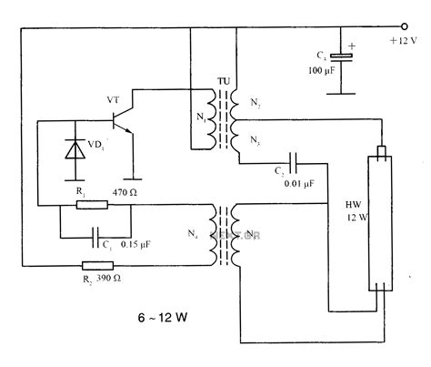 lighting inverter wiring diagram wiring diagram with